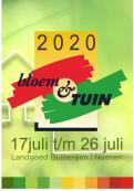 Logo # 1024287 voor vernieuwd logo Groenexpo Bloem   Tuin wedstrijd