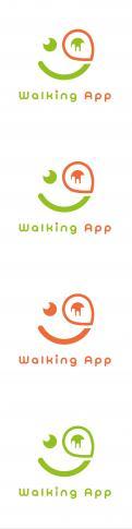 Logo # 1083734 voor Logo interactive walking app wedstrijd