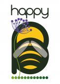 Logo # 1138133 voor happyB wedstrijd