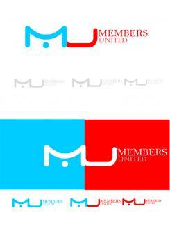 Logo design # 1127012 for MembersUnited contest