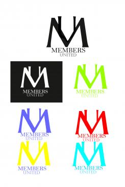 Logo design # 1126467 for MembersUnited contest
