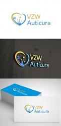 Logo # 1015934 voor LOGO VZW AUTICURA  want mensen met autisme liggen ons nauw aan het hart! wedstrijd
