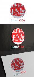 Logo  # 919328 für Entwerfen Sie ein modernes und verspieltes Logo für die LamiKita! Wettbewerb