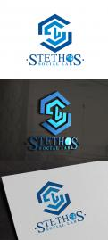 Logo design # 925274 for logo of the new company: Stethos Social Lab ( new subsidiary of Stethos Group) contest