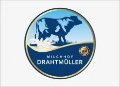 Logo  # 1085696 für Milchbauer lasst Kase produzieren   Selbstvermarktung Wettbewerb