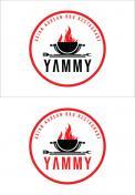 Logo # 1084497 voor ontwerp een horeca logo voor een nieuw te openen asian korean bbq restaurant wedstrijd