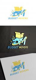 Logo # 1016284 voor Budget Movers wedstrijd