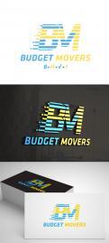 Logo # 1015896 voor Budget Movers wedstrijd