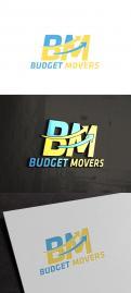Logo # 1015498 voor Budget Movers wedstrijd