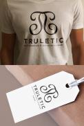 Logo  # 767813 für Truletic. Wort-(Bild)-Logo für Trainingsbekleidung & sportliche Streetwear. Stil: einzigartig, exklusiv, schlicht. Wettbewerb