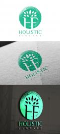 Logo design # 1130070 for LOGO for my company 'HOLISTIC FINANCE'     contest