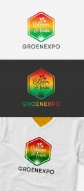 Logo # 1025142 voor vernieuwd logo Groenexpo Bloem   Tuin wedstrijd