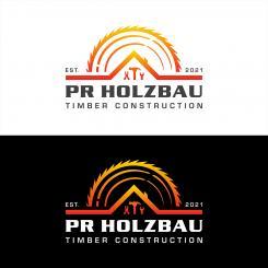 Logo  # 1167601 für Logo fur das Holzbauunternehmen  PR Holzbau GmbH  Wettbewerb