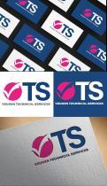 Logo # 1123879 voor new logo Vuegen Technical Services wedstrijd