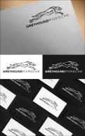 Logo # 1132281 voor Ik bouw Porsche rallyauto's en wil daarvoor een logo ontwerpen onder de naam GREYHOUNDPORSCHE wedstrijd