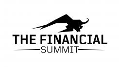 Logo design # 1058606 for The Financial Summit   logo with Summit and Bull contest