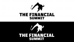 Logo design # 1059221 for The Financial Summit   logo with Summit and Bull contest