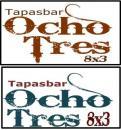 Logo # 32302 voor Tapasbar wedstrijd