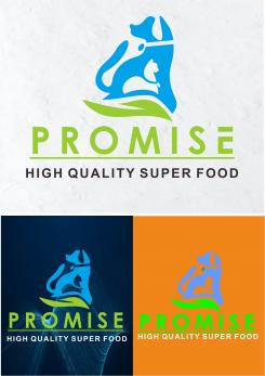 Logo design # 1194402 for promise dog and catfood logo contest