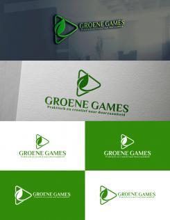Logo # 1215273 voor Ontwerp een leuk logo voor duurzame games! wedstrijd