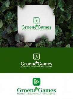 Logo # 1207865 voor Ontwerp een leuk logo voor duurzame games! wedstrijd