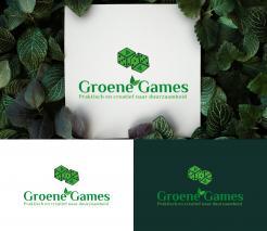 Logo # 1207367 voor Ontwerp een leuk logo voor duurzame games! wedstrijd