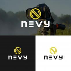 Logo # 1238874 voor Logo voor kwalitatief   luxe fotocamera statieven merk Nevy wedstrijd