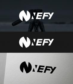 Logo # 1236201 voor Logo voor kwalitatief   luxe fotocamera statieven merk Nevy wedstrijd
