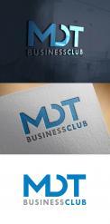 Logo # 1176673 voor MDT Businessclub wedstrijd