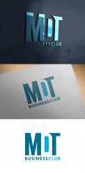 Logo # 1178106 voor MDT Businessclub wedstrijd