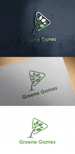 Logo # 1208313 voor Ontwerp een leuk logo voor duurzame games! wedstrijd