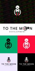 Logo design # 1229356 for Company logo  To The Moon Development contest