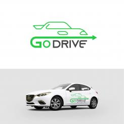 Logo design # 1236305 for Modern and minimalistic logo for at driving school contest