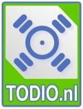 Logo # 10751 voor Logo voor Todio.nl wedstrijd