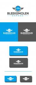 Logo # 1247011 voor Nick Bleekemolen wedstrijd