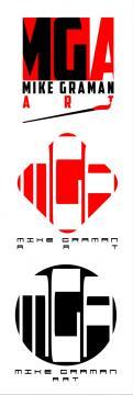Logo # 1118713 voor Logo voor Abstracte Kunstenaar wedstrijd