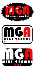 Logo # 1118716 voor Logo voor Abstracte Kunstenaar wedstrijd