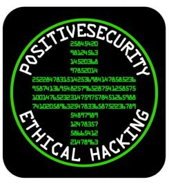 Logo design # 601705 for Logo for a security group named positivesecurity contest