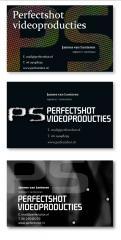 Logo # 2112 voor Perfectshot videoproducties wedstrijd