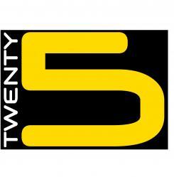 Logo # 656 voor Twenty5 wedstrijd