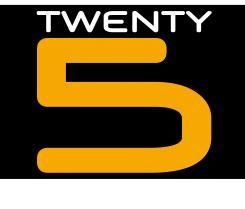 Logo # 655 voor Twenty5 wedstrijd