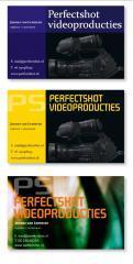 Logo # 2109 voor Perfectshot videoproducties wedstrijd