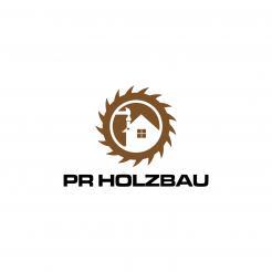 Logo  # 1167350 für Logo fur das Holzbauunternehmen  PR Holzbau GmbH  Wettbewerb