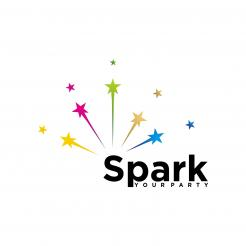 Logo design # 1185640 for Logo for Spark  Theme boxes for party's contest