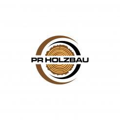 Logo  # 1167387 für Logo fur das Holzbauunternehmen  PR Holzbau GmbH  Wettbewerb