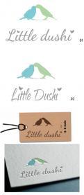 Logo # 368777 voor logo Little Dushi / baby-kinder artikelen wedstrijd