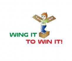 Logo design # 574850 for Wing it to win it! contest