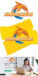 Logo # 1234846 voor Logo  Ontwerp een stoer artistiek langwerpig logo met Maori dolfijn voor online hypnotherapie wedstrijd