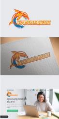 Logo # 1234862 voor Logo  Ontwerp een stoer artistiek langwerpig logo met Maori dolfijn voor online hypnotherapie wedstrijd