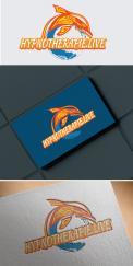 Logo # 1234863 voor Logo  Ontwerp een stoer artistiek langwerpig logo met Maori dolfijn voor online hypnotherapie wedstrijd